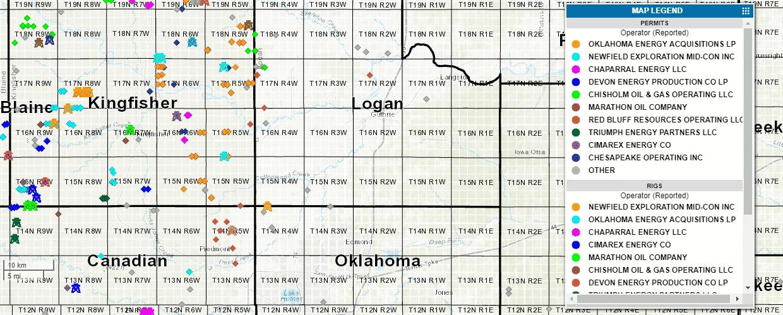 Logan County, Oklahoma | Mineral Hub